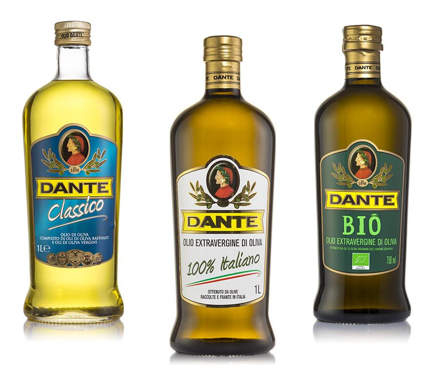 Olio di Oliva Dante