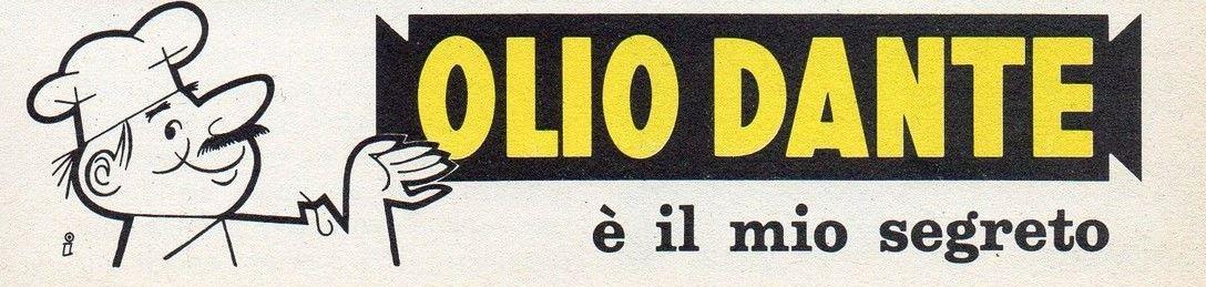Logo Olio Dante 1963