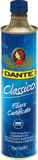 Olio Dante Filiera Certificata