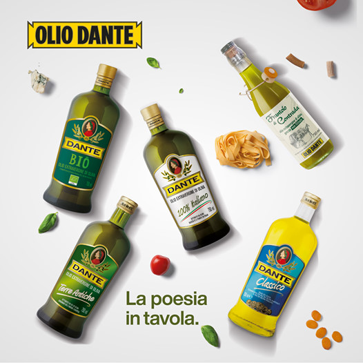 """Summertime with Olio Dante"" on Cairo Editore Magazines"