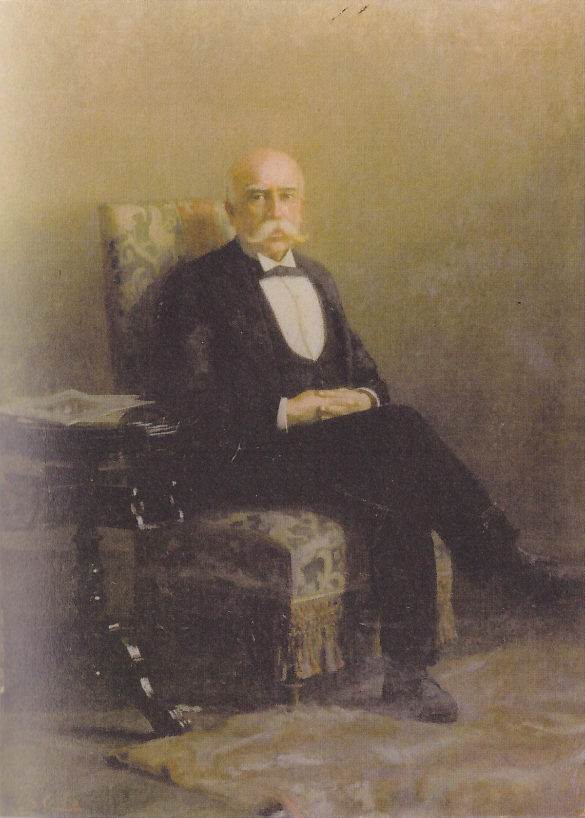 Giacomo Costa fu Andrea - Fondatore della Ditta